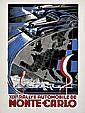 ALEXIS KOW (Alexei Kogeynikov, 1901-1978)XIXe Rallye Automobile de Monte-Carlo., Alexis Kow, Click for value
