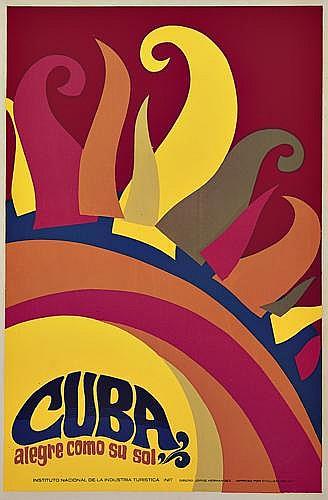 JORGE HERNANDEZCuba/alegre como su sol.