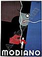 ROBERT BERÉNY (1887-1953)Modiano., Robert Bereny, Click for value