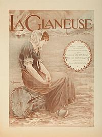 La Glaneuse. 1909