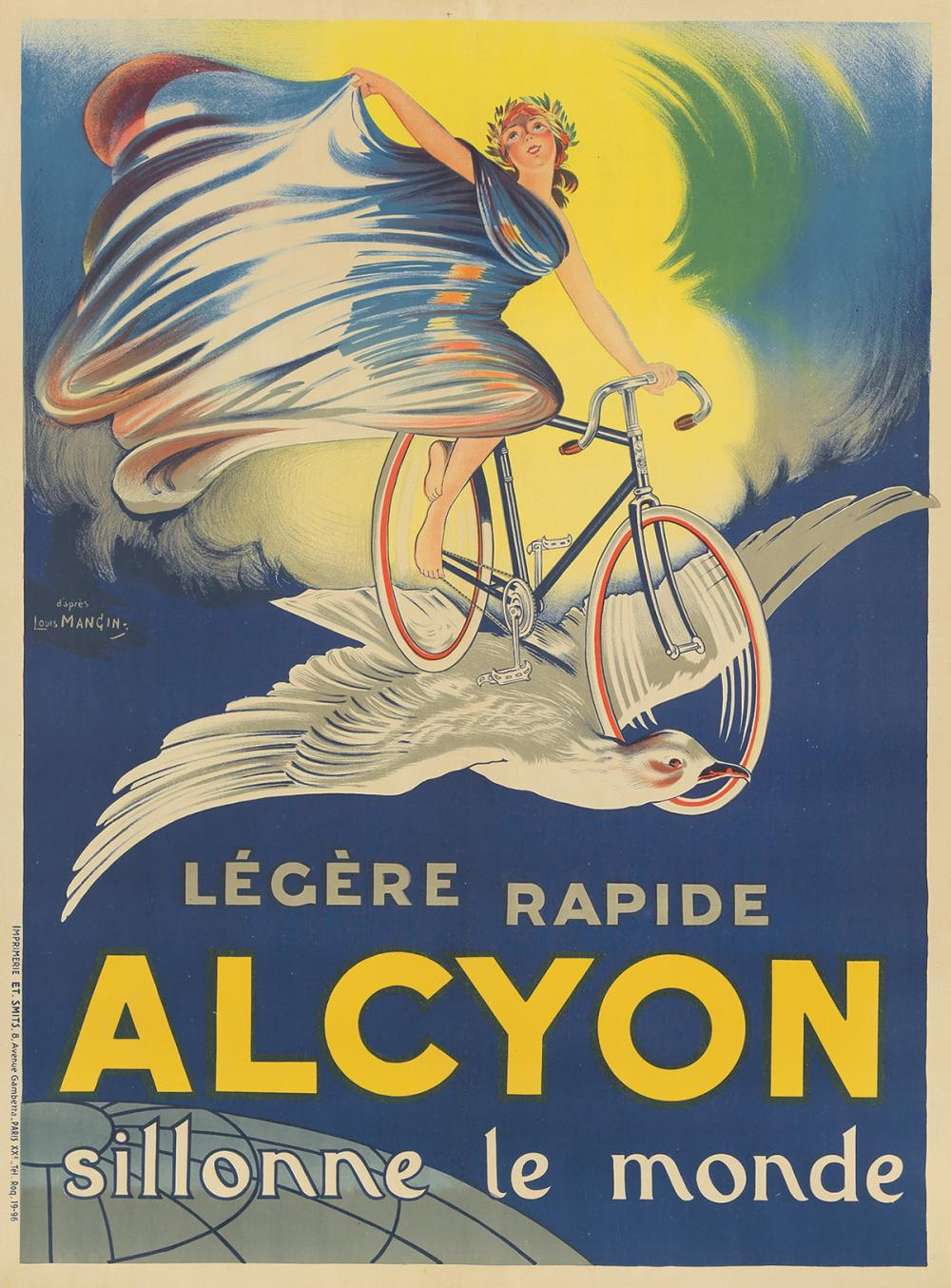 Alcyon. ca. 1900.
