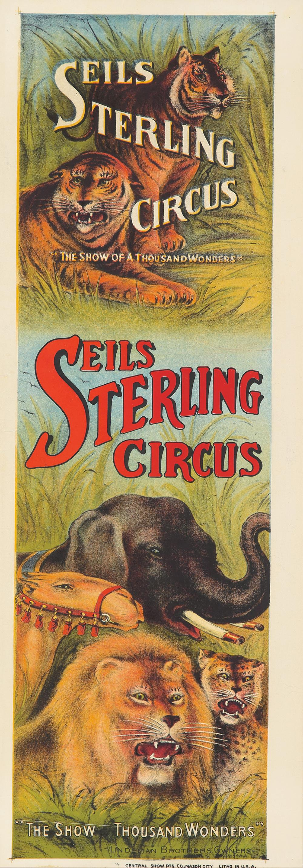 Seils Sterling Circus.