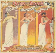 Royal-Eclair. ca. 1900.