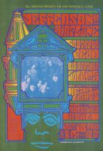 Jefferson Airplane / Grateful Dead. 1967.