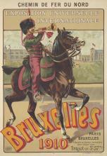 Bruxelles 1910. 1910.