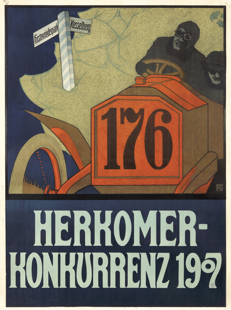 Herkomer-Konkurrenz 1907. 1906