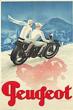Peugeot. ca. 1929