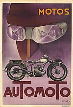 Automoto. ca. 1925