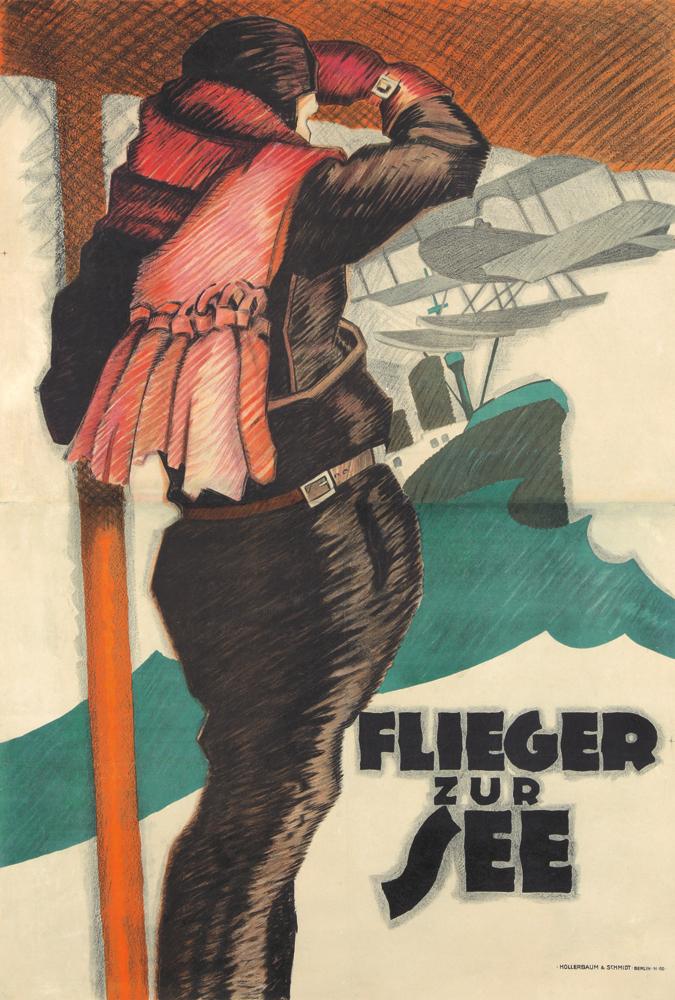 Flieger Zur See.  1915