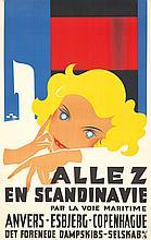 Allez en Scandinavie. 1936