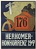 Herkomer-Konkurrenz 1907. 1906, Hans Rudi Erdt, Click for value