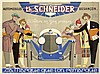 Th. Schneider. 1925, Maurice Lauro, Click for value