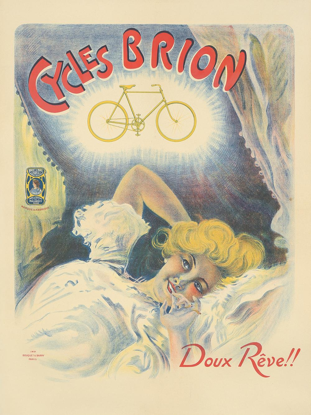 Cycles Brion. 1897.