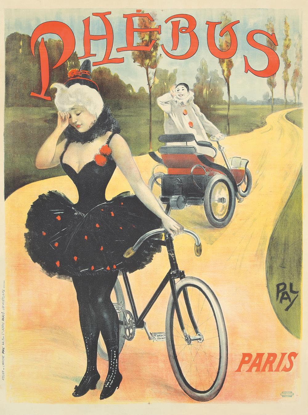 Phébus. ca. 1899.