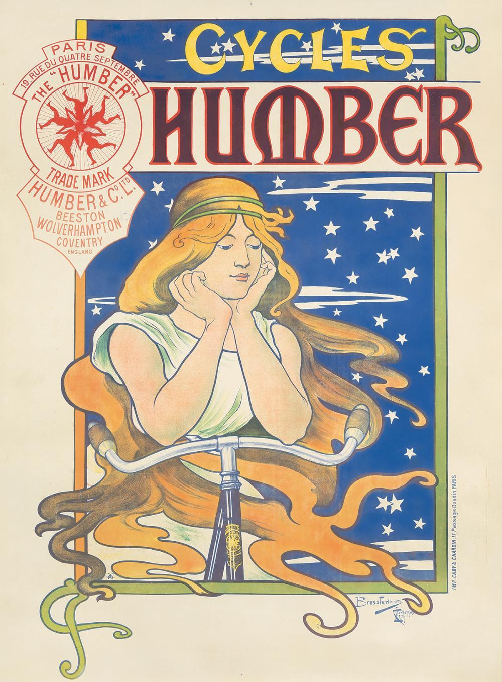 Cycles Humber. ca. 1906.