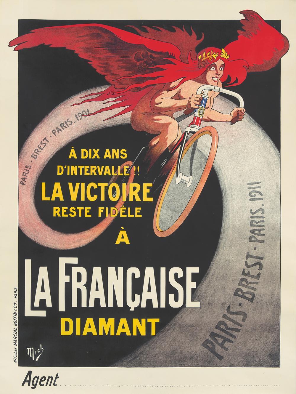 La Française. ca. 1912.