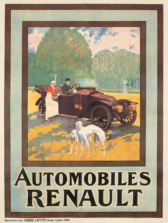 Renault. 1910.