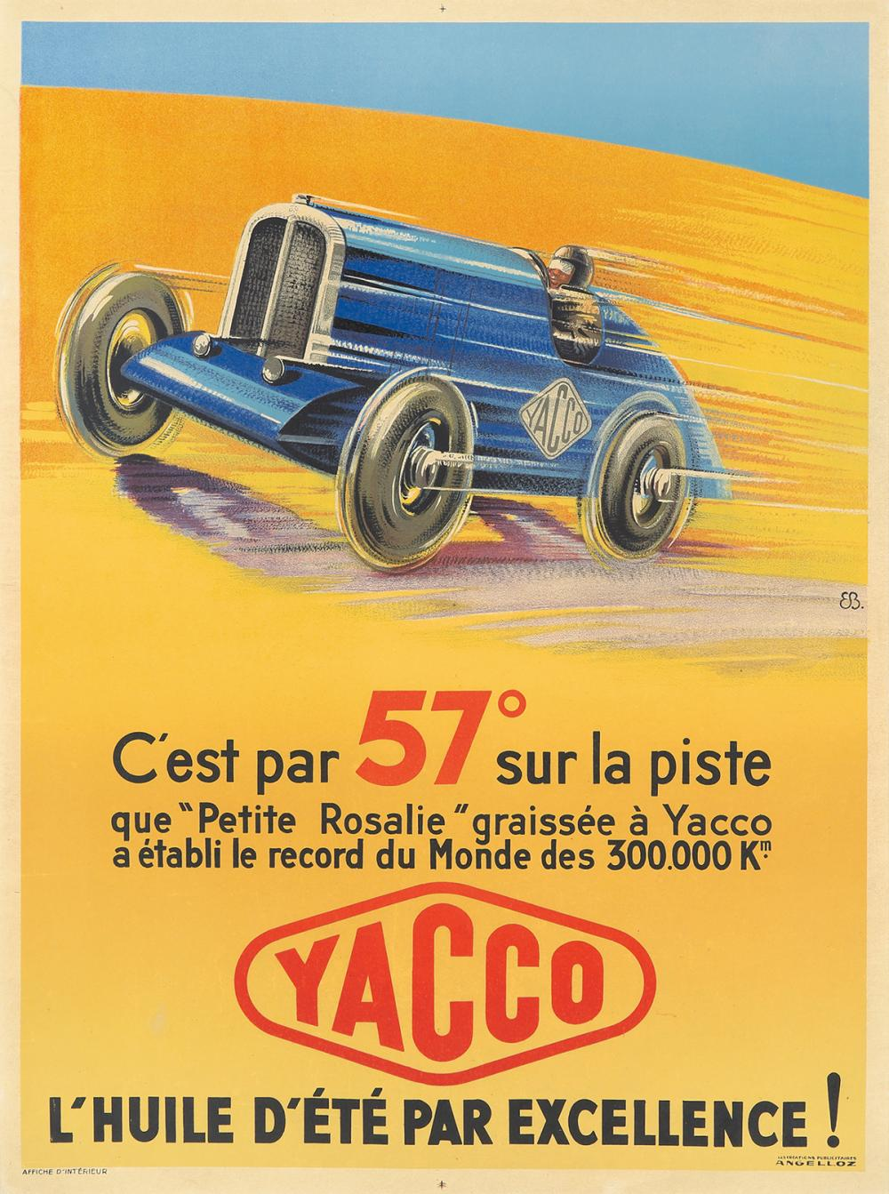 Yacco. 1933.