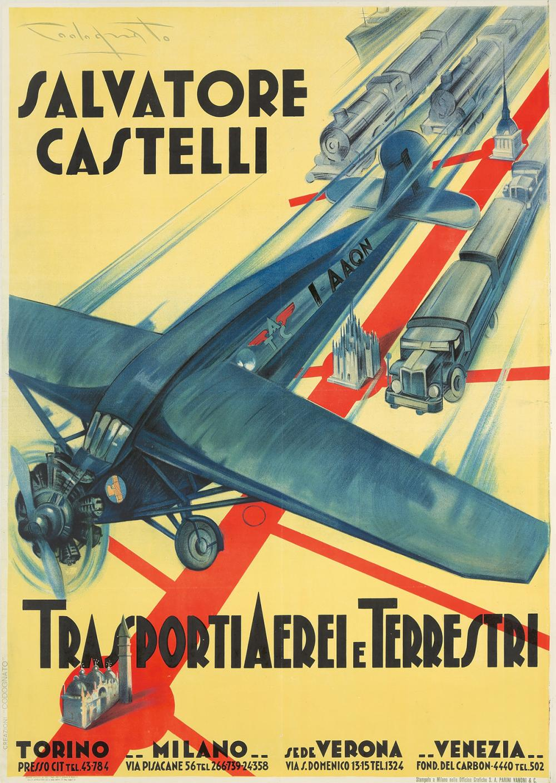 Salvatore Castelli. 1934.