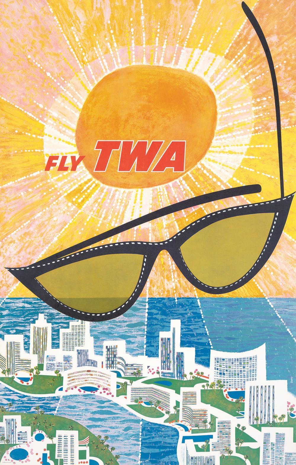 TWA / Destination Sun.