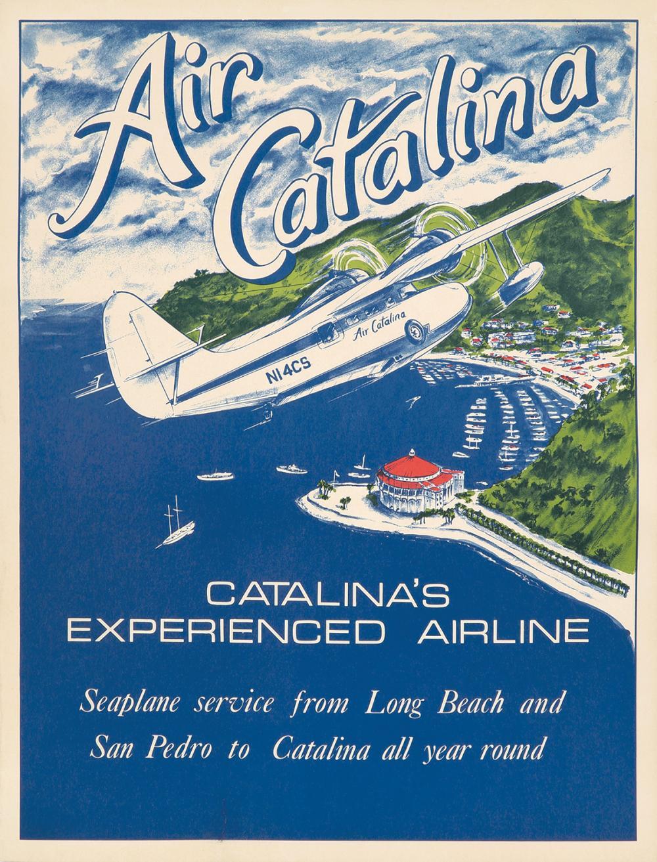 Air Catalina. 1973.