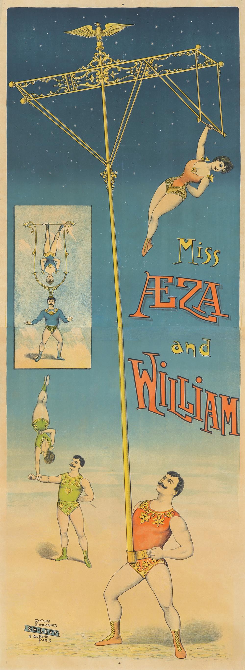 Miss Aeza and William.