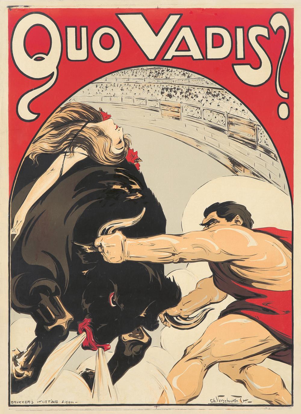 Quo Vadis? ca. 1924.