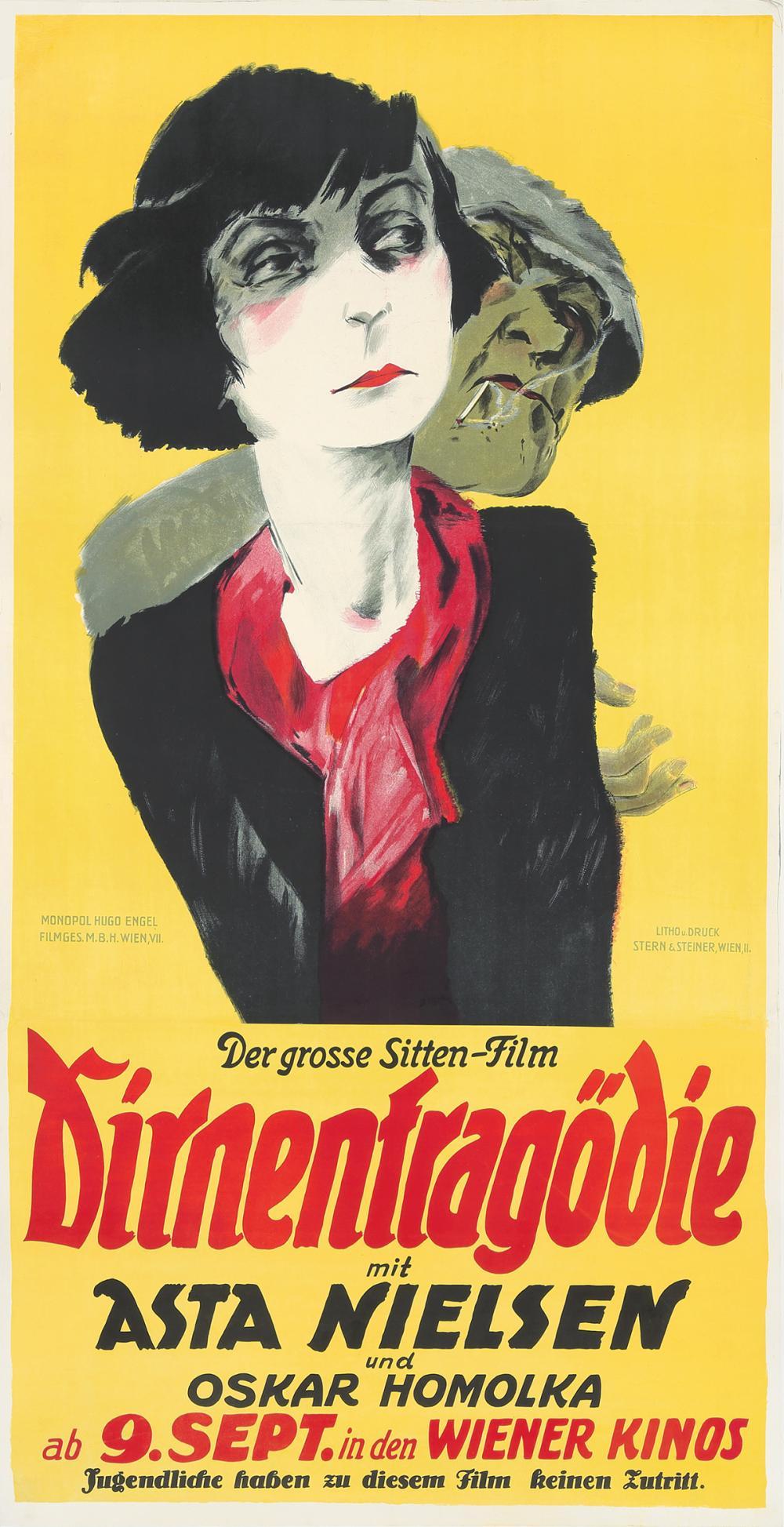 Dirnentragodie. 1927.
