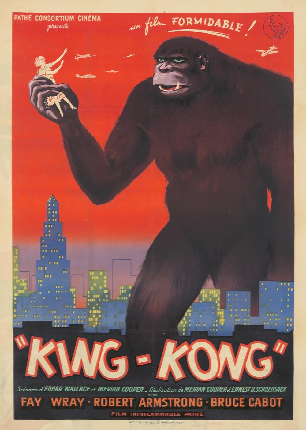 King-Kong. 1942.