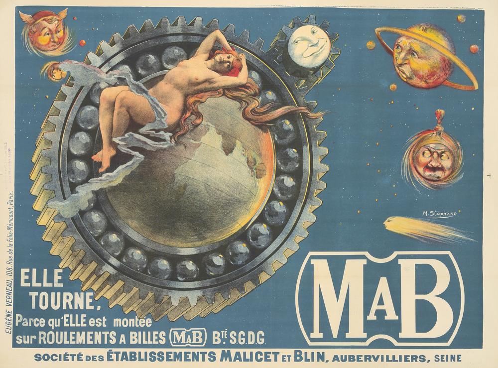 MAB. ca. 1895.