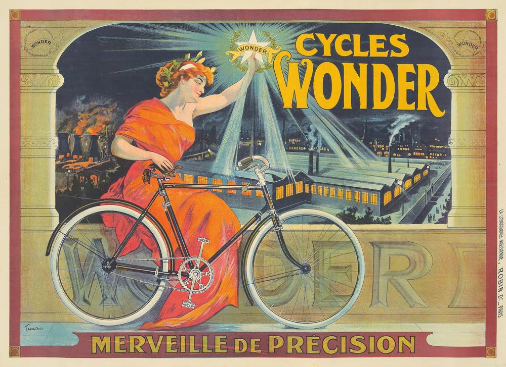 Cycles Wonder.