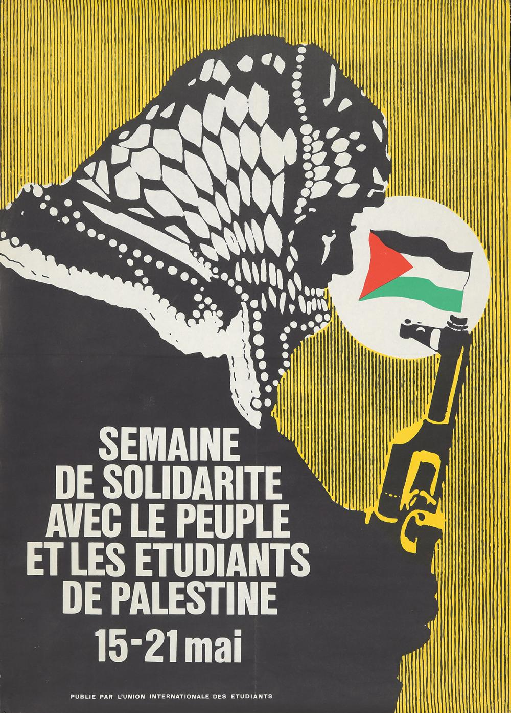 Semaine de Solidarité. ca. 1965.