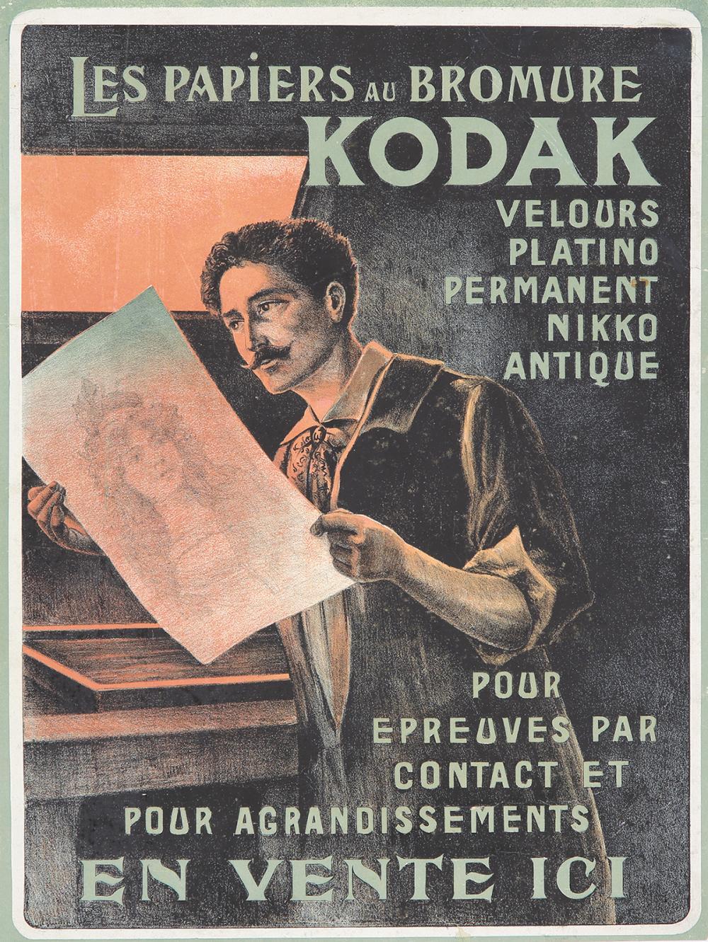 Kodak. ca. 1900s.