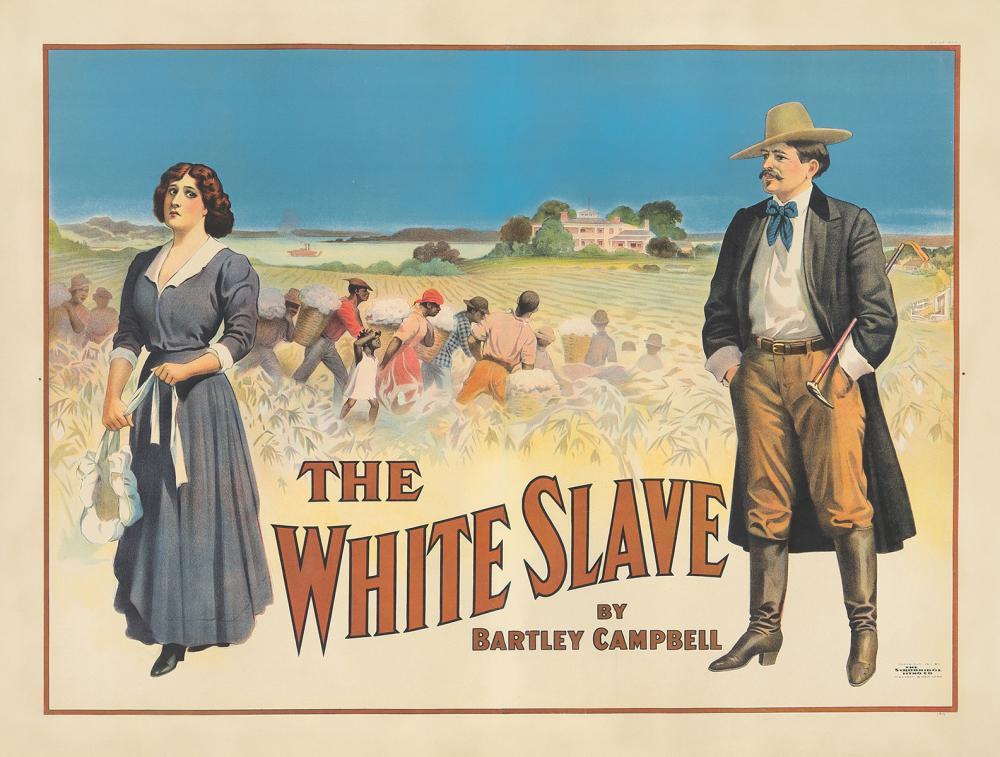 The White Slave. 1911.