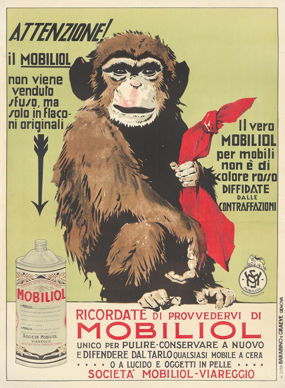 Mobiliol. ca. 1940.