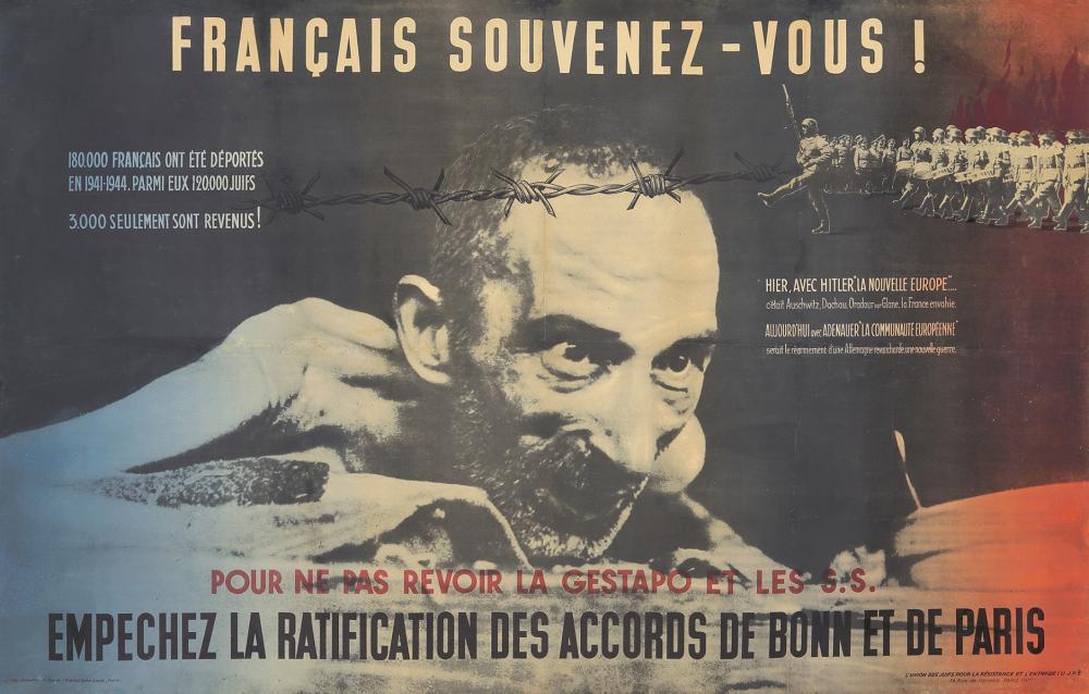 Français Souvenez-Vous! ca. 1946.