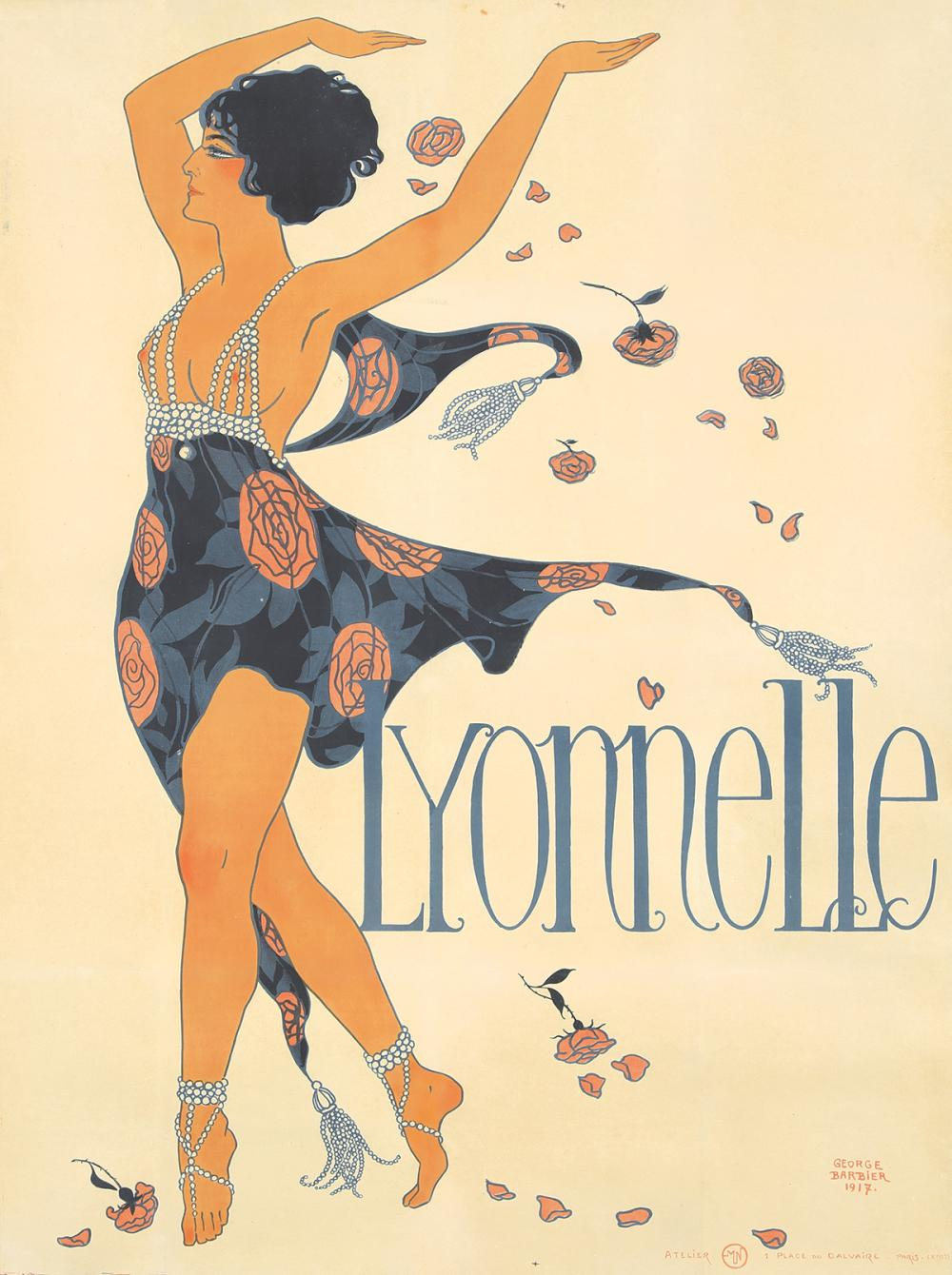 Lyonnelle. 1917.