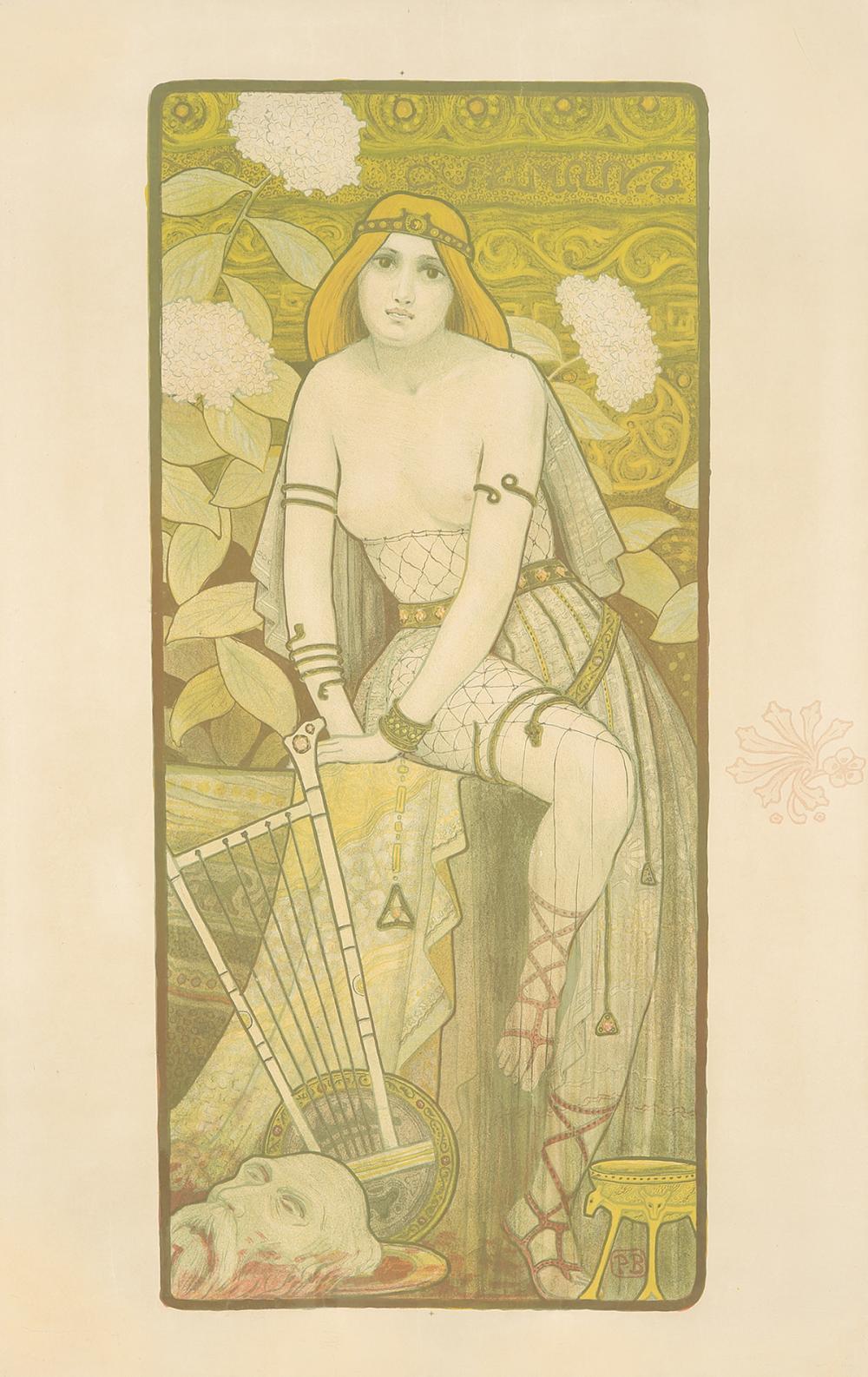 Salomé. 1898.