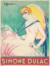 Simone Dulac. 1925.