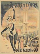 Théâtre de l'Opéra / 3e Bal Masqué. 1899.