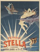 Pétrole Stella. 1897.