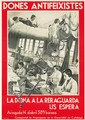 Dones Antifeixistes. ca. 1936
