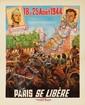 Paris se Libère. 1944