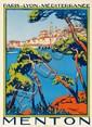 Menton.  1923