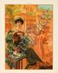 Cognac Dubouché. 1908