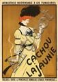 Cachou Lajaunie. 1900