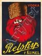 Relskys Vodka. 1910