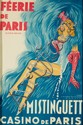 Mistinguett / Féerie de Paris / Casino de Paris. 1937, Jean van Caulaert, Click for value