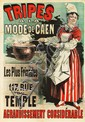 Tripes à la Mode de Caen.  1881