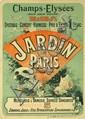 Jardin de Paris / Champs-Elysées.  1884